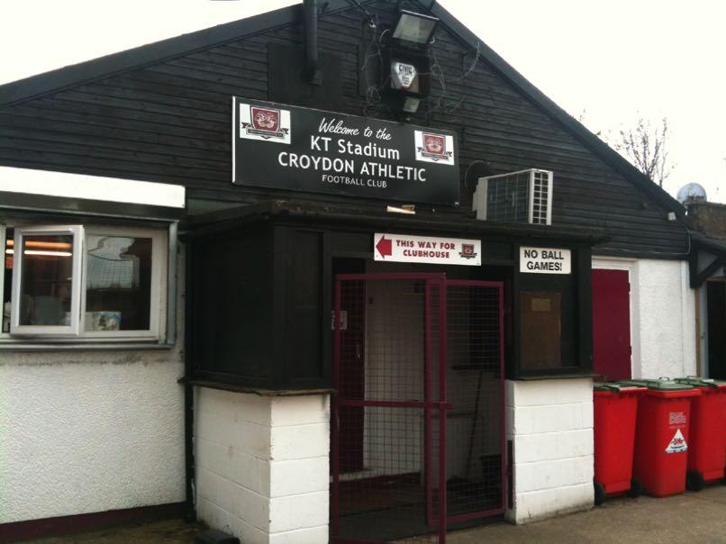Croyden Athletic FC