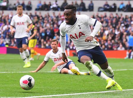 Danny Rose of Tottenham
