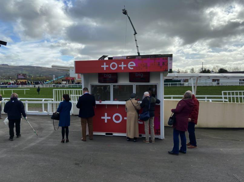 Tote at Cheltenham Racecourse