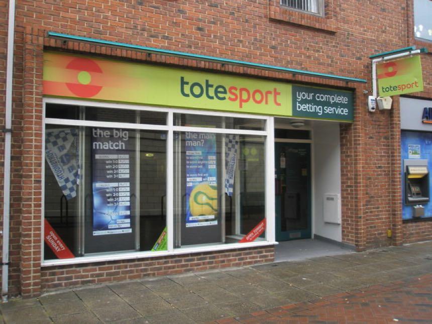 Totesport betting shop